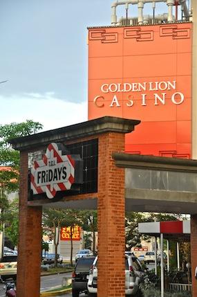 golden lion casino el dorado panama city panamГЎ